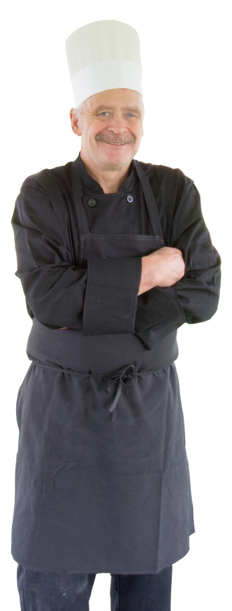 Chef Peter Loan